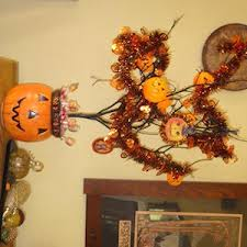 tree craft make this spooktacular tree to