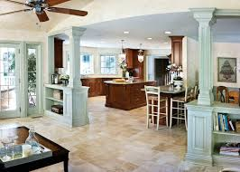 Kitchen And Living Room Open Floor Plans Owners Of Older Homes Are Knocking Down Walls To Create