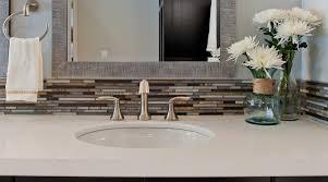 Bathroom Sink Backsplash Ideas Best Backsplash Ideas For Kitchen And Bathroom Savary Homes