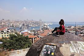 books and baklava off the beaten path in istanbul blogs dawn com