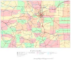 Printable Zip Code Maps by Colorado Printable Map