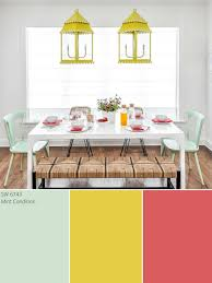 What Color Goes With Light Pink by Mint Green Color Palette Mint Green Color Schemes Hgtv