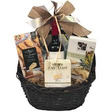 cheese gift wine and cheese gift basket my baskets toronto