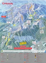 Mt Hood Trail Map Heavenly Skimax Holidays The Ski U0026 Snowboard Holidays Specialists