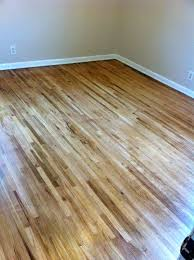 Wood Floor Refinishing Without Sanding This Is What Happens When You Don T Listen To The Folks At Lowe S