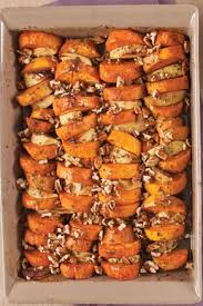 paula deen roasted sweet potatoes and apples http www pauladeen