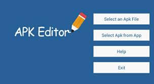 apk editor apk editor pro home