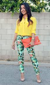 What Colors Go With Yellow 20 Style Tips On How To Wear Yellow Clothes This Summer Gurl Com