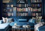 fancy blue velvet sectional sofa 58 on contemporary sofa