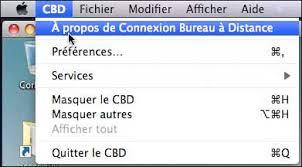connexion bureau a distance mac connexion bureau à distance mac rdp sur osx les solutions