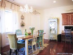cottage style dining rooms interior decorating a cottage style kitchen s house reveal