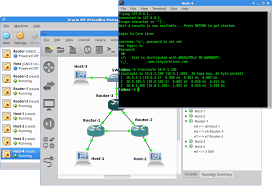 tutorial gns3 linux using virtualbox linked clones in the gns3 network simulator open