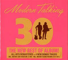Talking Photo Album Modern Talking 30 2014 Best Of Album 2 Cd Set In Digipak Bohlen
