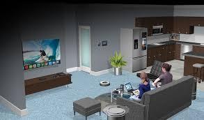 smart home smart home synaptics