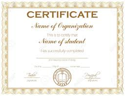 sample text for certificate of appreciation general purpose certificate or award with sample text that can