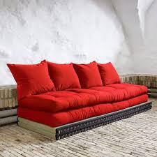 canapé ée 70 nara 70 futon futon azur