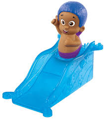 amazon com bubble guppies figure pack goby u0026 ramp ramp colors