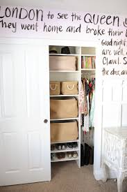 How To Organise Your Closet 5 Steps For Organizing A Closet Pink Peppermint Design