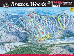 Snow Depth Map New England by Snowfall History Snowfall 2017 Bretton Woods Onthesnow