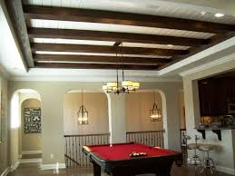 wood beams on ceiling collection ceiling
