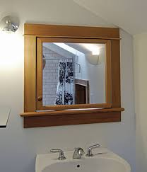 Bathroom Window Trim A Surprise Window In A Small Bath Fine Homebuilding