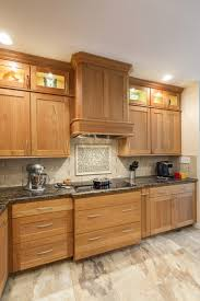 giallo fiorito granite with oak cabinets cherry wood kitchen cabinets photos inspirational traditional
