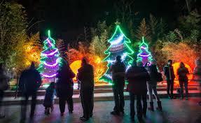 Zoo Lights Coupons by L A Zoo Lights Los Angeles Zoo U0026 Botanical Gardens Christmas