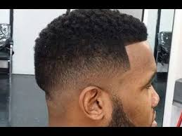 low haircut low fade afro haircut black men youtube