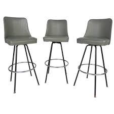 modern bar furniture mid century modern bar stools by atlas at 1stdibs
