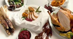 where to eat thanksgiving dinner in chicago