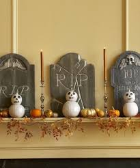 Pottery Barn Halloween Decorations Decorating For Halloween Raz Halloween Decorations How To Make