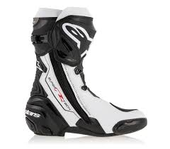 motorcycle boots 2016 alpinestars supertech r motorcycle boots evaluation gear review