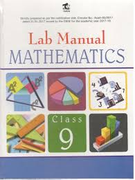 tarun lab manual mathematics for class 9 by randhir jha