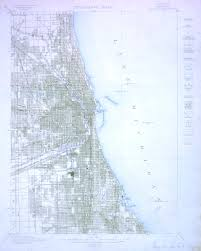 Map Of Chicago Illinois by Mapping Chicago And The Midwest 1688 U20131906 Digital Collections