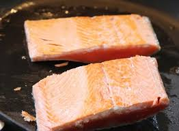 Cook Salmon In Toaster Oven How To Cook Salmon From Frozen