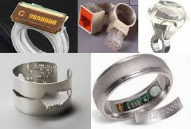 nerdy wedding rings lifestyle cafe nerdiest wedding rings for