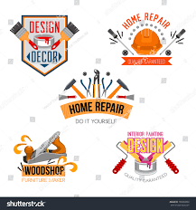 work tools icons set home design stock vector 706269052 shutterstock