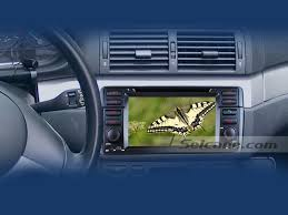 navigation system for bmw 3 series car dvd player for bmw 3 series e46 with gps radio tv bluetooth