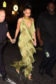 rihanna jumpsuit jenner wore a rihanna knockoff and now there s a