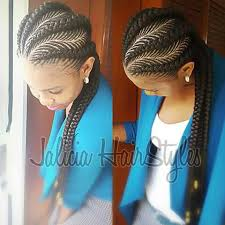 african fish style bolla hairstyle with braids stunningly cute ghana braids styles for 2017 african braids