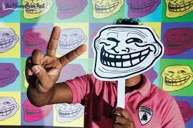 Troll Face Know Your Meme - cambodian satire in the age of facebook and trolls post weekend