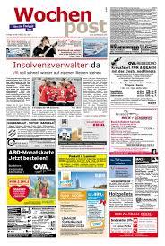 Schreibtisch F B O Die Wochenpost U2013 Kw 08 By Sdz Medien Issuu