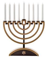 electric menorah smartlite flameless candles