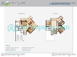al waha villas floor plans justproperty com