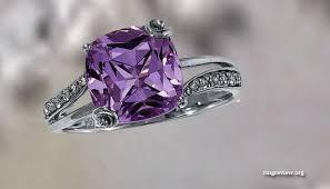 amethyst diamond rings images 25 unique diamond and amethyst wedding rings ajax rings jpg