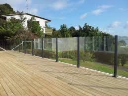 Frameless Glass Handrail China Glass Railing System Balcony Frameless Glass