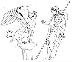 Oedipus Blinds Himself Oedipus As Archetype