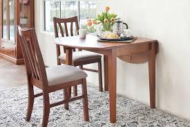 waihi drop leaf table by coastwood furniture harvey norman new