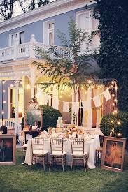 Backyard Wedding Lighting by 203 Best Wedding Lights U0026 Lanterns Images On Pinterest Marriage