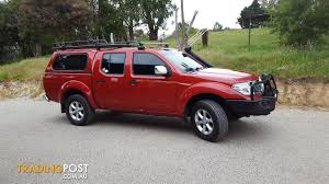 2011 nissan navara st x dual cab utility for sale in lilydale vic